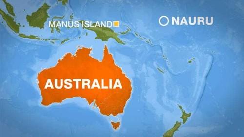 Australian PM 'confident' Trump will keep refugee deal