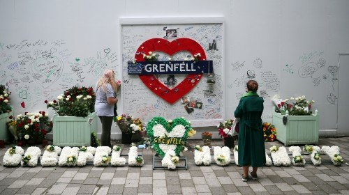 Grenfell fire: Two years on, families still wait for answers