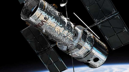 Hubble Space Telescope celebrated 25 years on