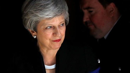 Theresa May under pressure to resign over latest Brexit plan