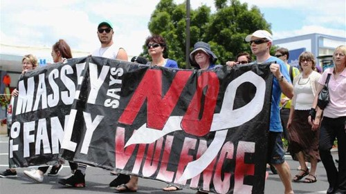 Domestic violence 'epidemic' in New Zealand