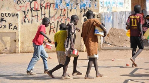 Senegal children face modern-day slavery