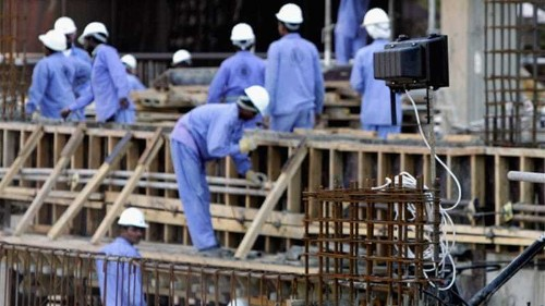 Dubai workers hold rare strike for more wages