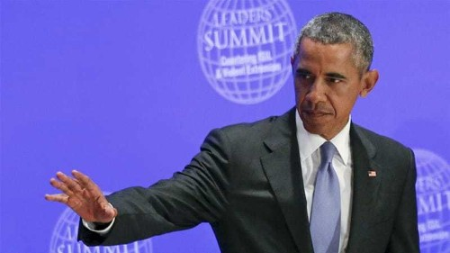 Obama urges world leaders to hold course against ISIL