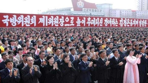 Daily life in North Korea