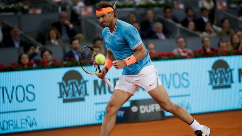 Top tennis players to square off at virtual Madrid Open