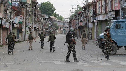 Kashmir unrest could lead Pakistan, India to 'accidental war'
