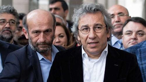 Turkey jails journalists for 'revealing state secrets'