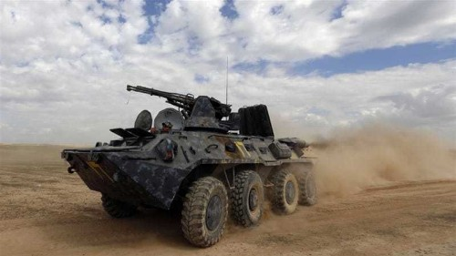 Iraq forces working to encircle ISIL in Tikrit