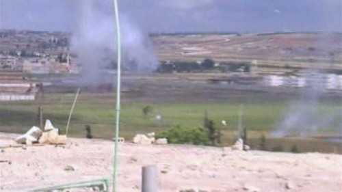 Fighting erupts at Syria's Aleppo prison