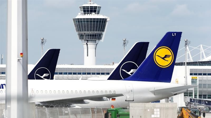 Germany to own 20 percent of Lufthansa as part of $9.8bn rescue