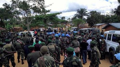 Mass jail break as DR Congo violence worsens