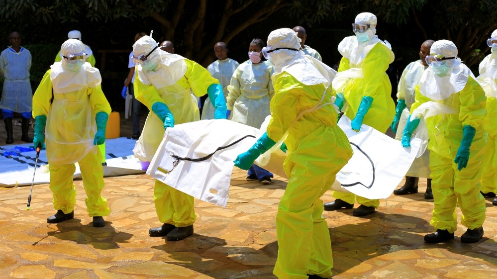 Second Ebola death recorded in DR Congo's Beni: WHO