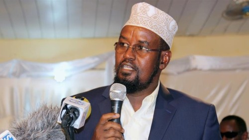 Somalia's Jubaland region re-elects Ahmed Mohamed as president