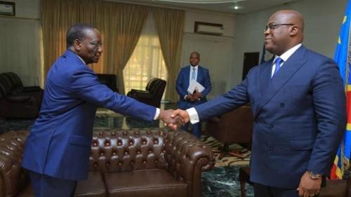 DR Congo: President Tshisekedi names new prime minister