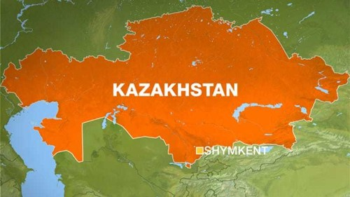 Radioactive material missing in Kazakhstan