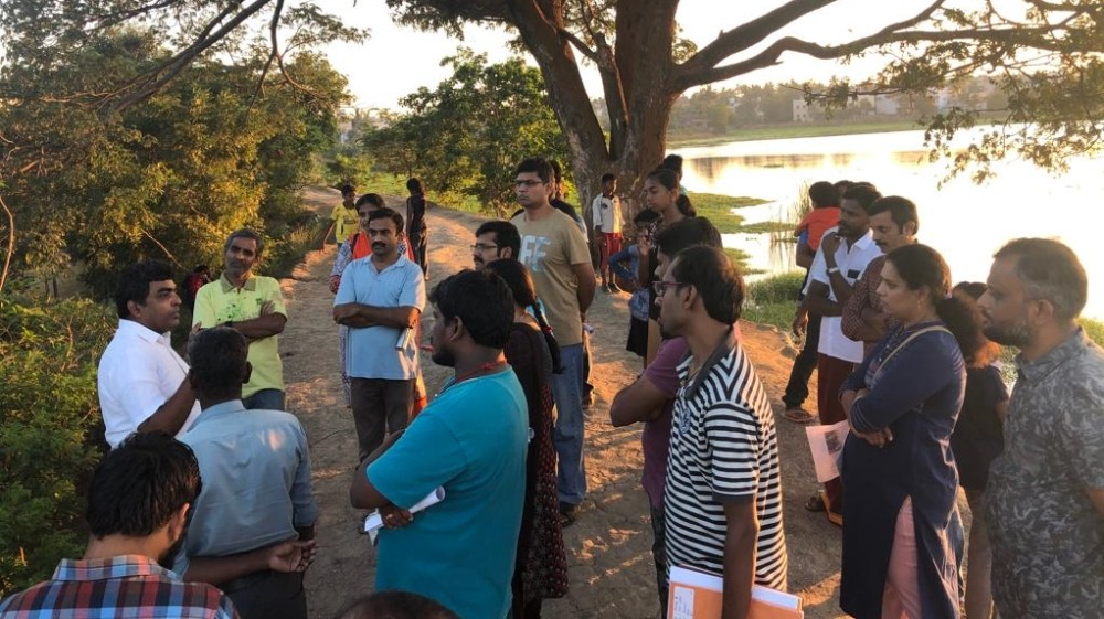 Tree walks in Chennai: The people building urban forests in India