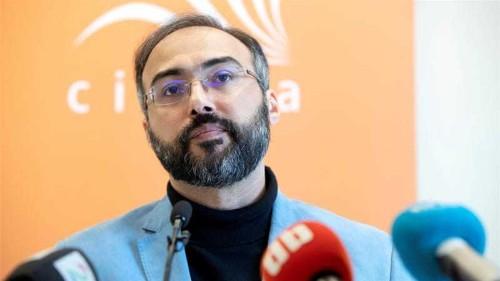 Iyad el-Baghdadi: 'The idea of giving up is unimaginable'