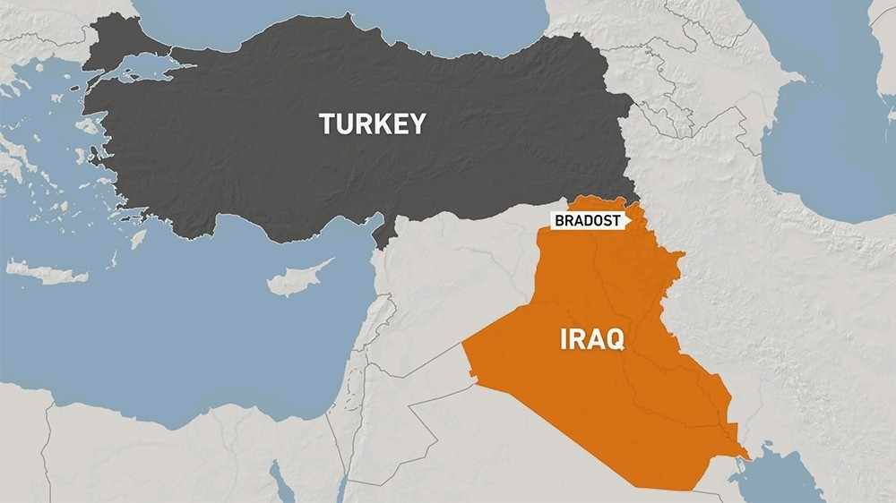 Iraq fumes against Turkey over deadly drone attack