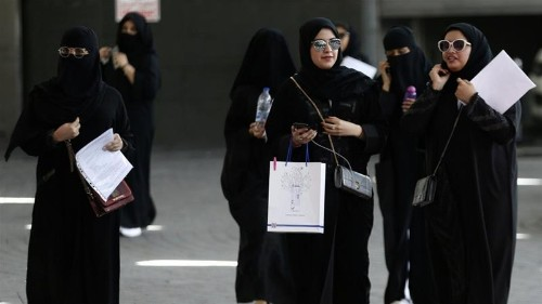 Saudi women to get divorce notification by text message