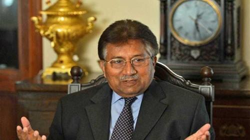 Pakistan's Musharraf 'rushed to hospital'