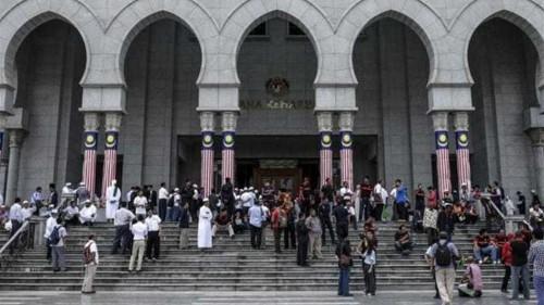 Top Malaysian court dismisses 'Allah' case