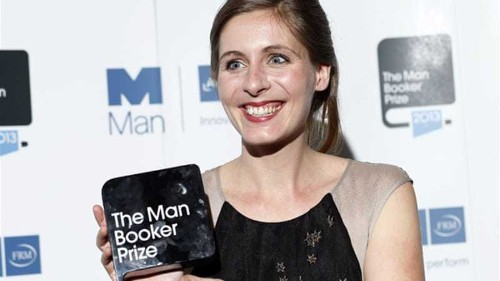 New Zealand author wins Man Booker Prize