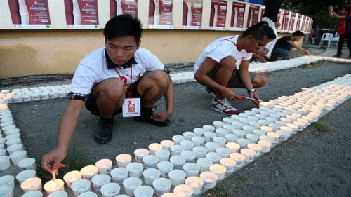 Filipinos challenge stigma amid rising HIV cases