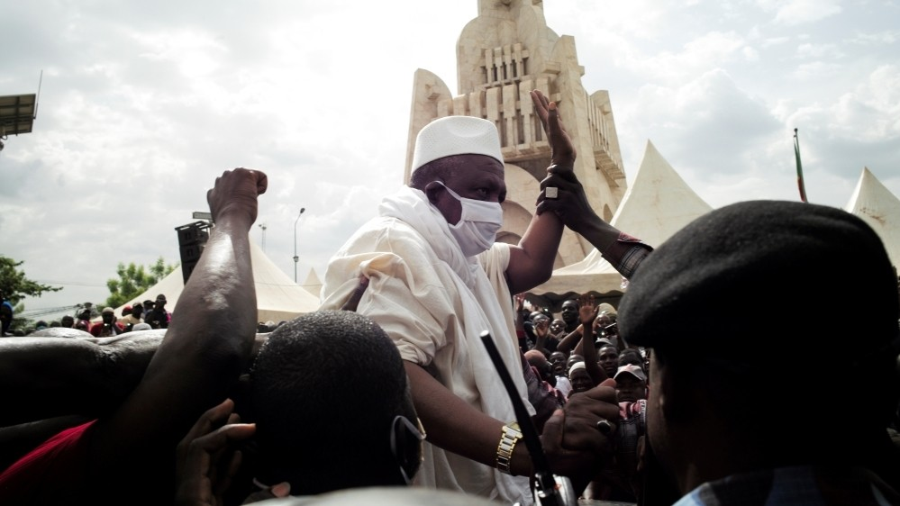 Mali opposition rejects president's concessions amid stalemate