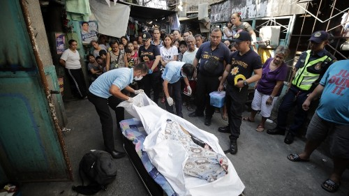 'Free to kill': Duterte tells newly appointed police chief