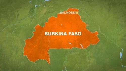Death toll in Burkina Faso mosque attack rises to 16