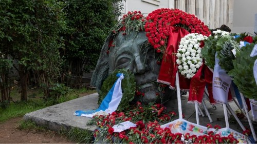 Greece remembers the brutality that felled its dictatorship