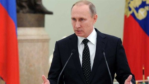 Putin calls for cooperation with US in message to Obama