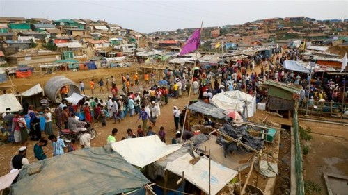 UN warns Bangladesh of 'new crisis' over Rohingya relocation plan