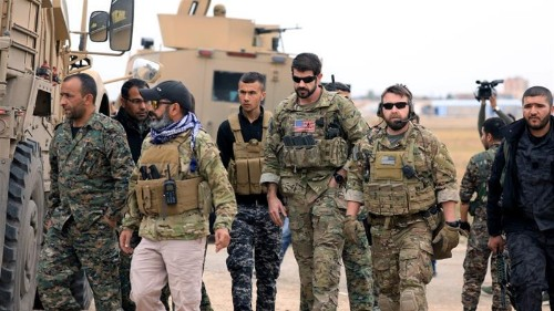 'Existential threat': Yazidis urge US to keep troops in Syria