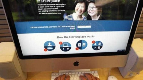 Obama pledges fix to healthcare policy