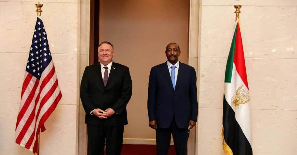 Sudan, US sign agreement to restore sovereign immunity