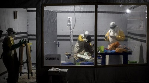 DRC efforts to fight Ebola resume in Beni after deadly violence
