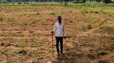 'Our land is no use any more': India's struggle to save its farms