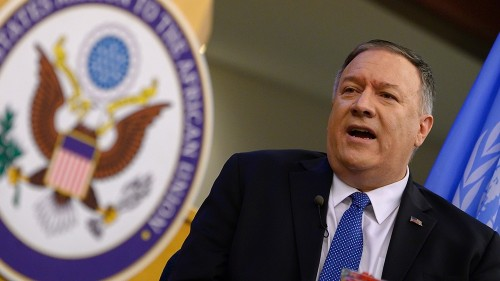 Pompeo to face House panel on US killing of Iran's Soleimani