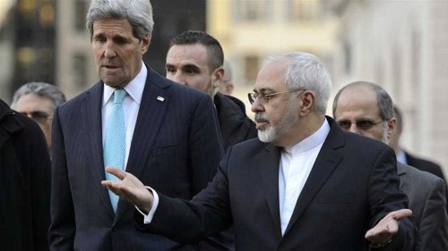 Iran FM rejects Obama's 10-year nuclear-freeze demand