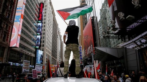 Boycott, resist, push back: Shifting Israel narratives in the US