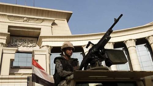 Armed men kill military officer in Egypt