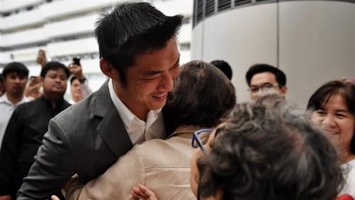 Thai opposition leader Thanathorn in court over media shares case