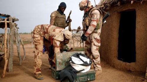 Dozens killed in attacks in central Mali