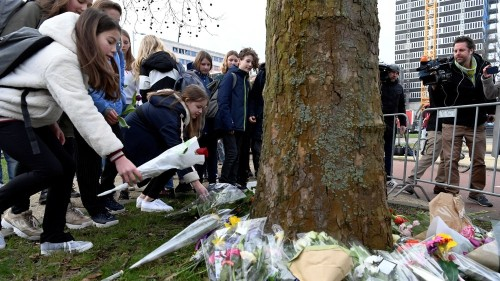 'No direct links' between Utrecht suspect and victims: Police