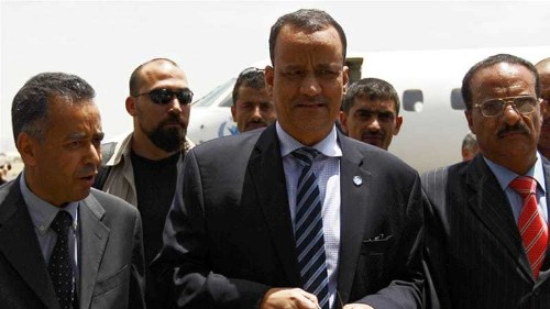 UN envoy to Yemen in Sanaa to seek Ramadan ceasefire