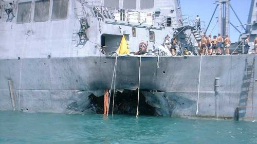 Sudan reaches settlement deal with families of USS Cole victims