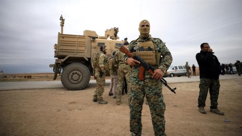 ISIL targets joint US-Kurdish convoy in northeastern Syria