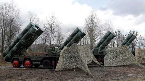 Trump aides pick sanctions to punish Turkey for Russian missiles